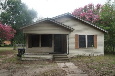 Corsicana Single Family Home For Sale: 414 N 2nd Street