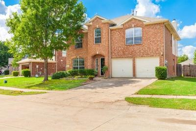 Forney Single Family Home For Sale: 506 Colt Drive