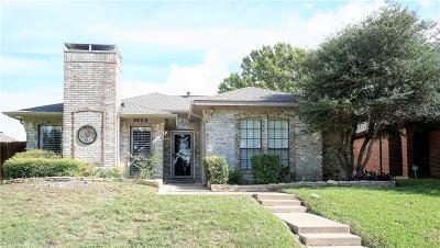 Garland Single Family Home For Sale: 2809 Stoneridge Drive