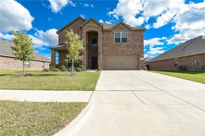 Forney Single Family Home For Sale: 260 Georgetown Drive