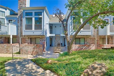 Irving Condo Active Contingent: 3404 Country Club Drive W #262