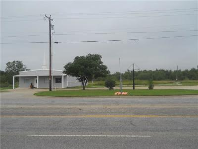 Terrell Commercial For Sale: 600 Fm 148