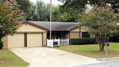 North Richland Hills Single Family Home For Sale: 7724 Chasewood Drive