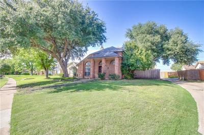 Mesquite Single Family Home For Sale: 1433 Wheatfield Drive