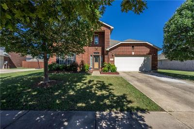 Cedar Hill Single Family Home For Sale: 1723 Chadwick Drive