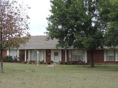 Mineral Wells Single Family Home For Sale: 1099 Shattles Road