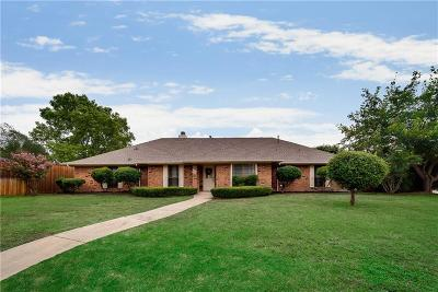 Highland Village Single Family Home For Sale: 501 Doubletree Drive