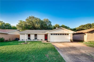 Denton Single Family Home Active Option Contract: 513 Cordova Circle