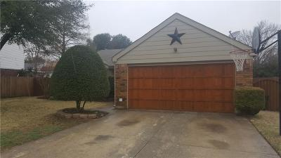 Euless Residential Lease For Lease: 311 Sandlewood Lane