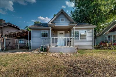 Single Family Home For Sale: 610 W Page Avenue