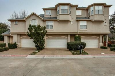 Addison Townhouse For Sale: 4133 Eastman Way