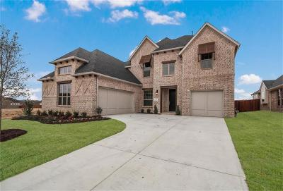 Mckinney Single Family Home For Sale: 2425 Rotherham Circle