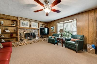 McKinney Single Family Home Active Option Contract: 4505 Pecan Place Drive