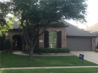 Mckinney Single Family Home Active Kick Out: 1513 Canyon Wren Drive