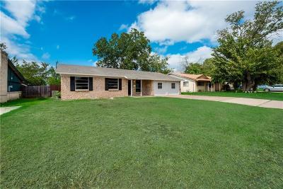 Haltom City Single Family Home For Sale: 4225 Stanley Keller Road