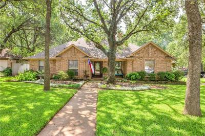 Keller Single Family Home Active Option Contract: 420 Moonlight Lane