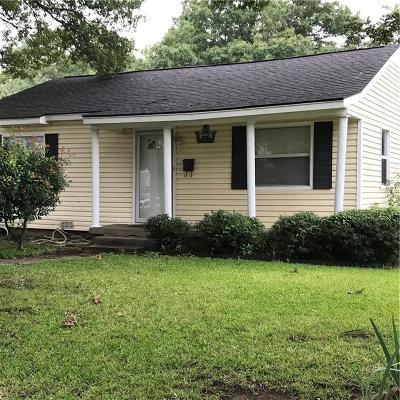 Single Family Home For Sale: 3902 Park Lane