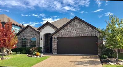 Fate Single Family Home For Sale: 486 Oak Hills Lane