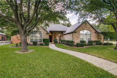 Rowlett Single Family Home For Sale: 3010 Harbor Pointe Drive