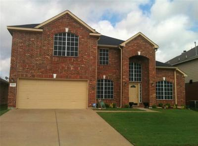 Grand Prairie Single Family Home For Sale: 5019 Stagecoach Way
