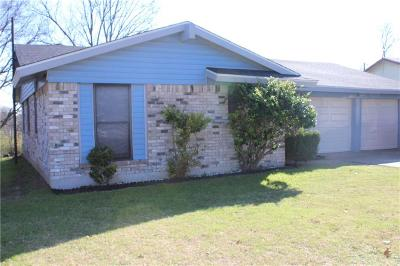 Dallas Single Family Home For Sale: 4230 Robertson Drive