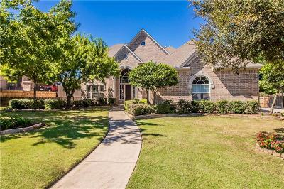 Keller Single Family Home For Sale: 1304 Woodborough Lane