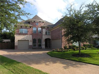 McKinney Single Family Home For Sale: 500 Tully Court