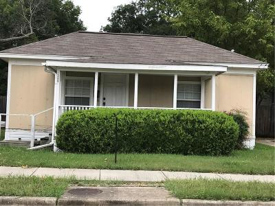 McKinney Single Family Home For Sale: 1309 N College Street