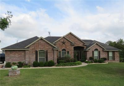Weatherford Single Family Home For Sale: 114 Hedges Circle