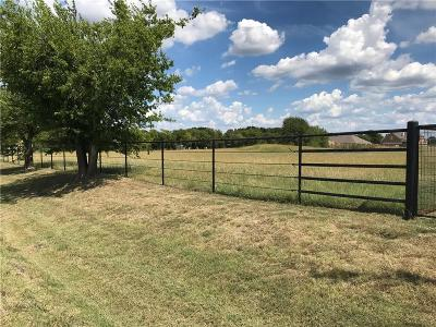 Rockwall, Royse City, Fate, Heath, Mclendon Chisholm Residential Lots & Land For Sale: S Munson Road