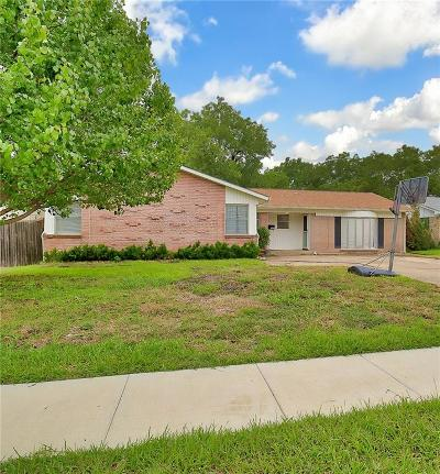 Single Family Home For Sale: 1121 Drexel Drive