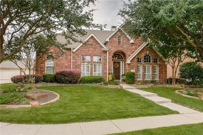 Keller Single Family Home Active Option Contract: 1815 Windsong Circle