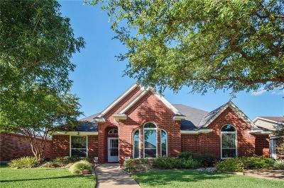 Frisco Single Family Home For Sale: 7846 Creekview Drive