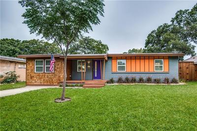 Single Family Home For Sale: 2327 Klondike Drive