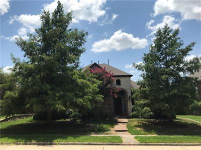 Frisco Single Family Home For Sale: 4471 Explorer Drive
