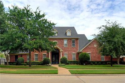 Colleyville Single Family Home For Sale: 2806 Edgewood Lane