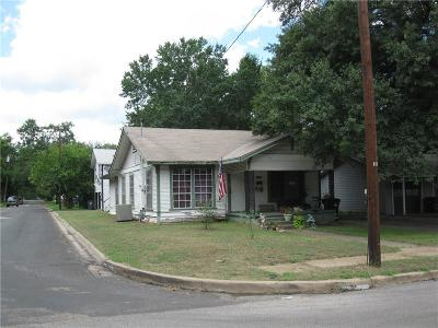 Corsicana Single Family Home For Sale: 1220 Sycamore Avenue