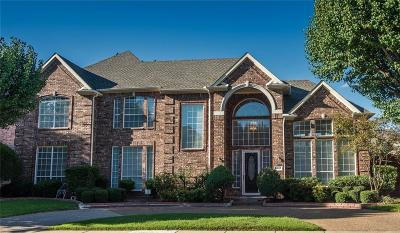 Plano Single Family Home For Sale: 4517 Lancelot Drive