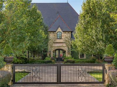 Dallas Single Family Home For Sale: 5828 Woodland Drive