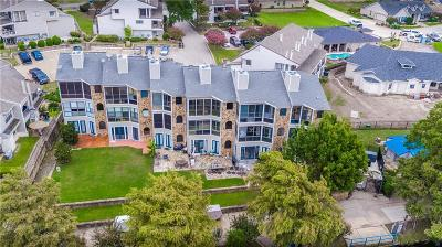 Rockwall Condo For Sale: 460 Yacht Club Drive #A