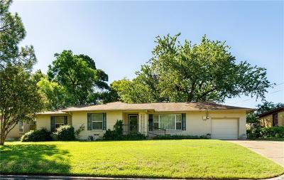 Irving Single Family Home For Sale: 1300 Brookhurst Street