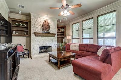 North Richland Hills Single Family Home Active Option Contract: 7804 Barfields Way