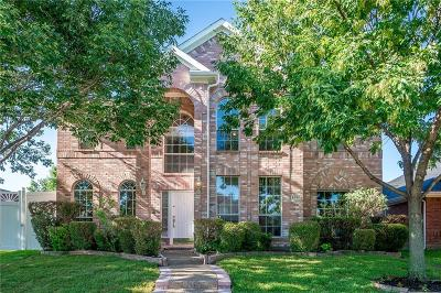 The Colony Residential Lease For Lease: 5831 Bentley Lane