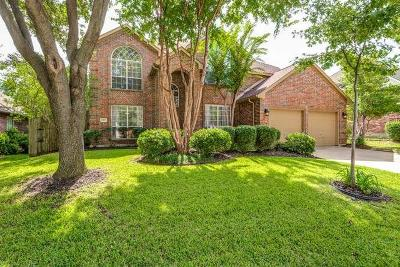 Flower Mound Single Family Home For Sale: 2817 Lakemont Drive