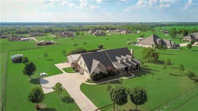 Royse City, Union Valley Single Family Home For Sale: 7946 County Road 2584