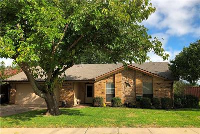 Wylie Single Family Home For Sale: 300 Valentine Lane