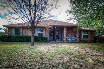 Willow Park Single Family Home For Sale: 3702 Stage Coach Trail