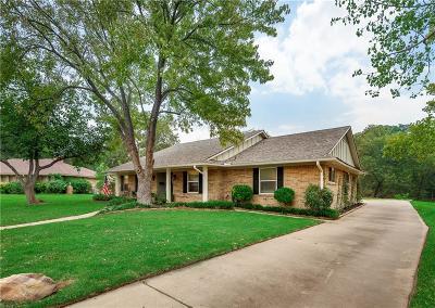 Sherman Single Family Home For Sale: 1815 Westside Drive