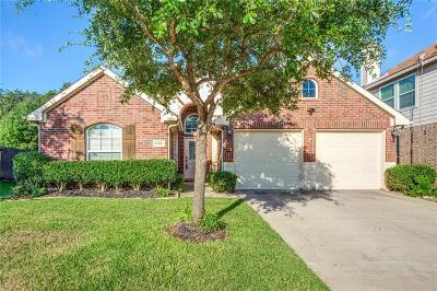 Lake Dallas Single Family Home For Sale: 611 Grayson Lane