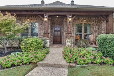 Flower Mound Single Family Home For Sale: 3901 Regency Park Court
